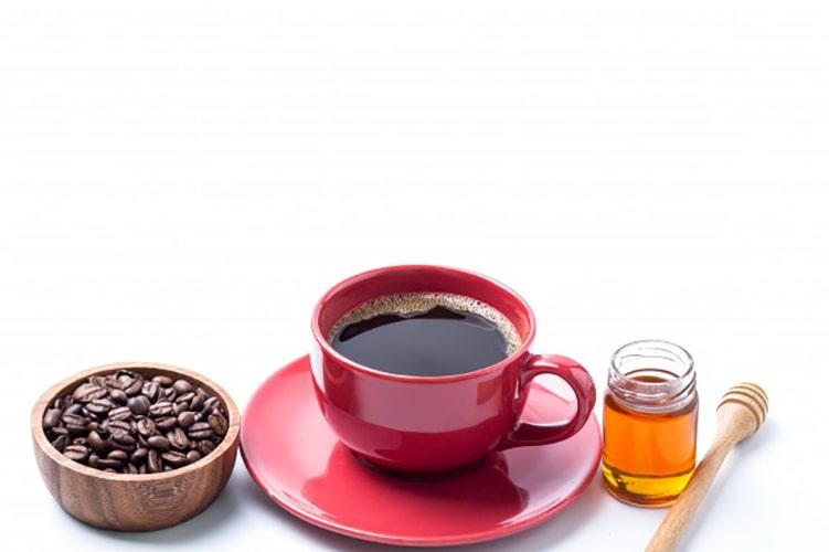ماسک قهوه و عسل