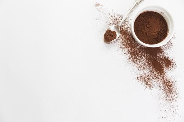 برنزه کردن پوست با پودر کاکائو