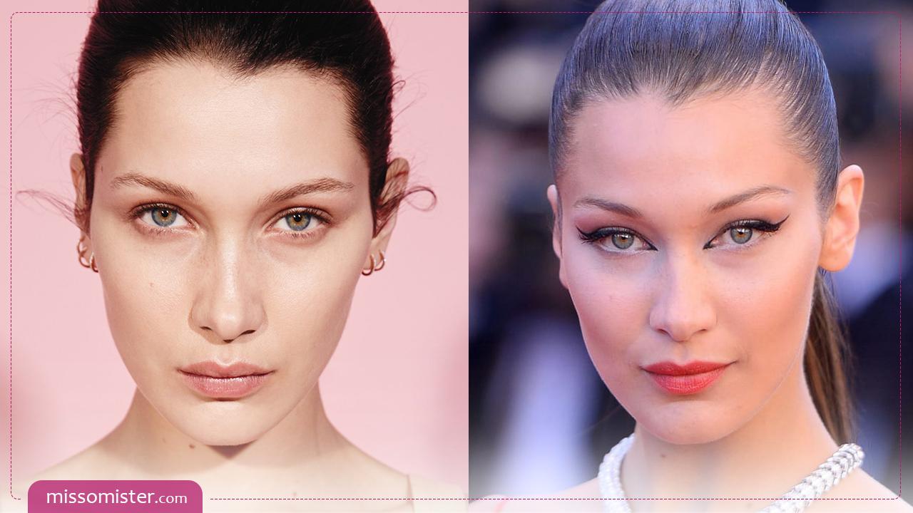 رازهایی در رابطه با آرایش سلبریتی ها که هر کسی نمی داند