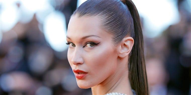 آرایش سلبریتی ها : بلا حدید