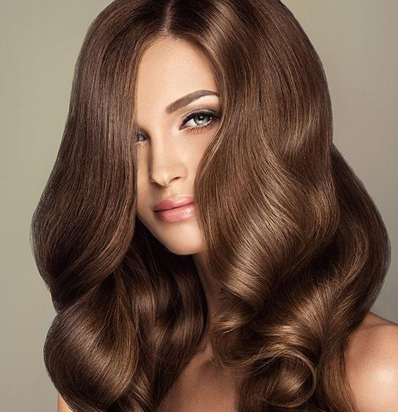 رنگ مو تنباکویی