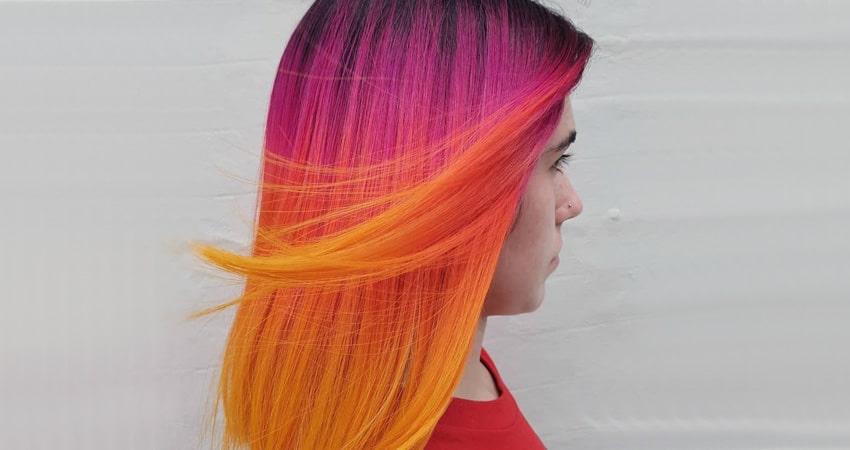 رنگ مو سان ست
