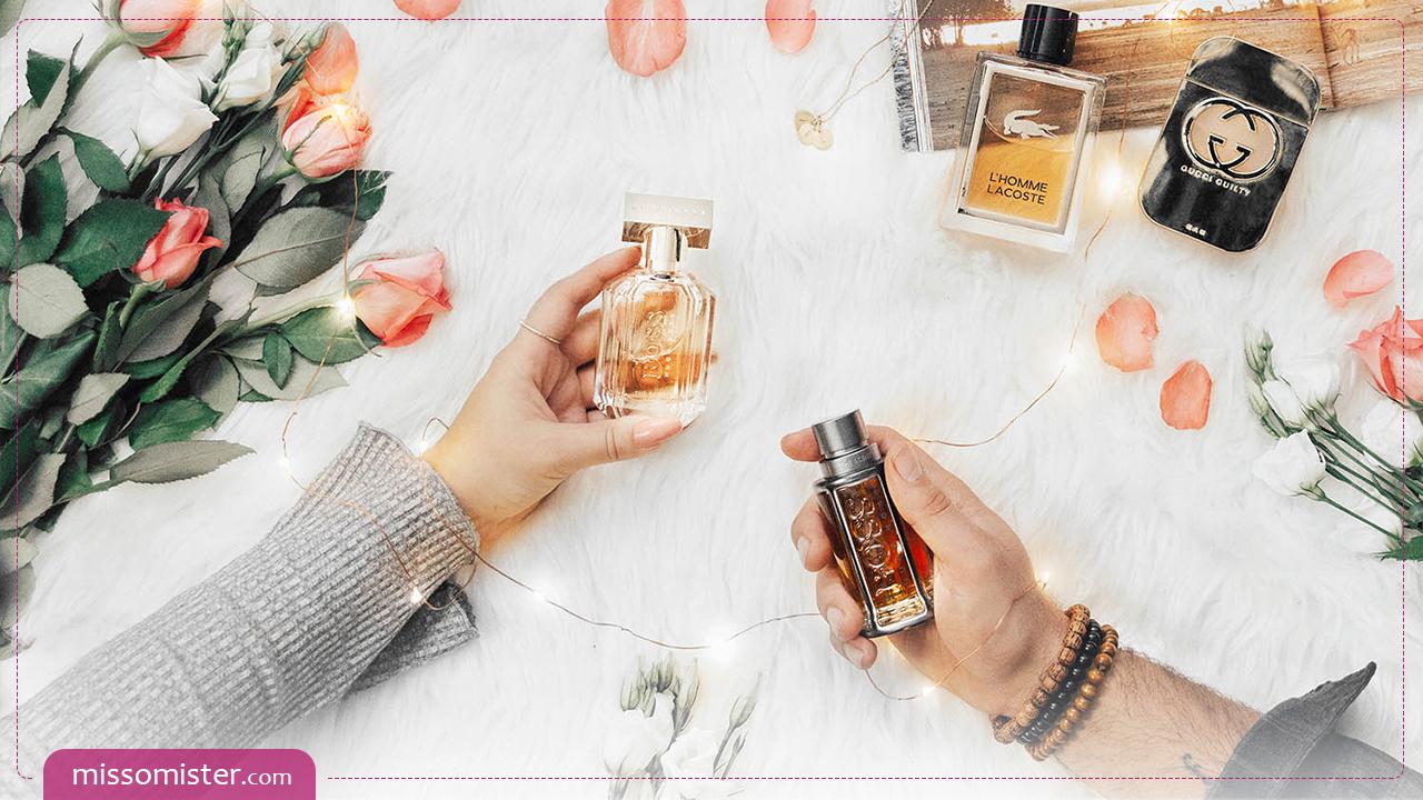 عطر برای قرار عاشقانه