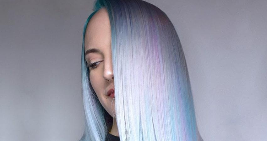 Opal Hair رنگ