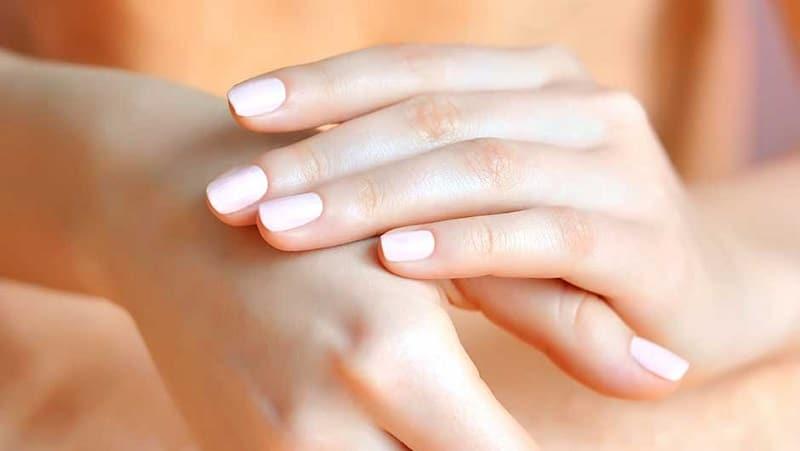 آرایش دست برای جوان تر به نظر رسیدن