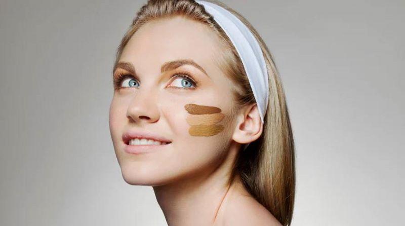 کاربرد کرم های مختلف بر اساس رنگ پوست