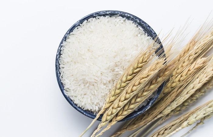 بهترین ماسک مو خانگی آب برنج