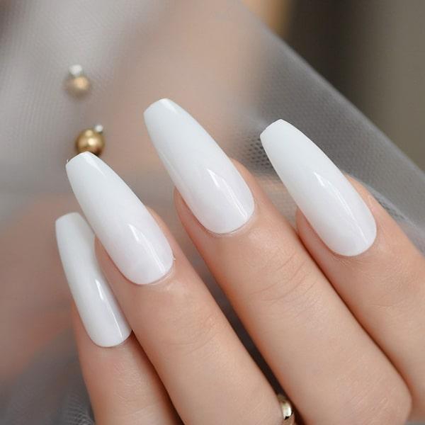 لاک سفید