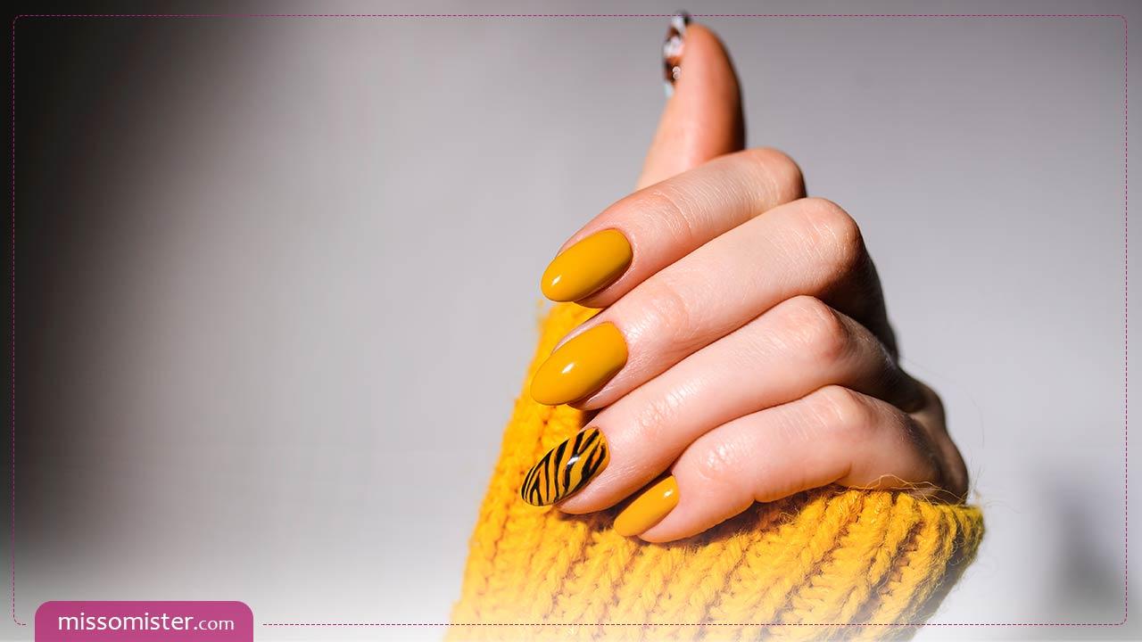 آموزش 10 مدل طراحی ناخن ساده و شیک برای داشتن دستانی زیباتر