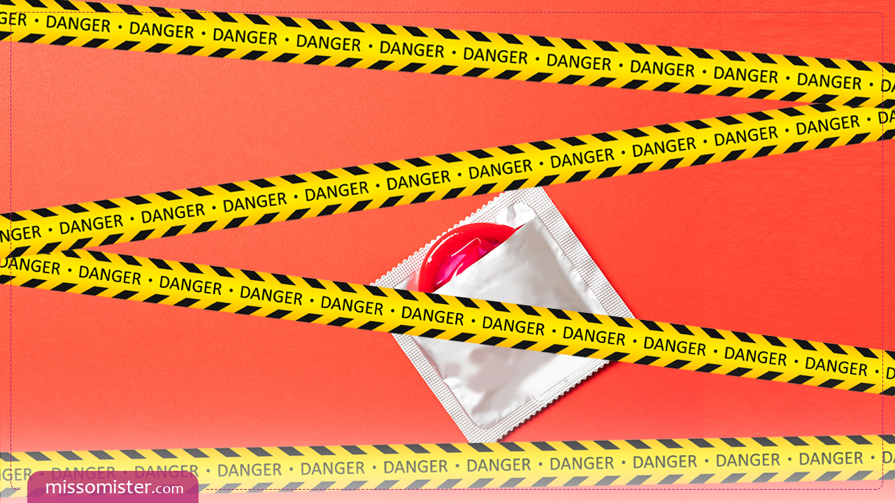 خطرناک ترین عوارض کاندوم که احتمالا از آن بی خبرید!