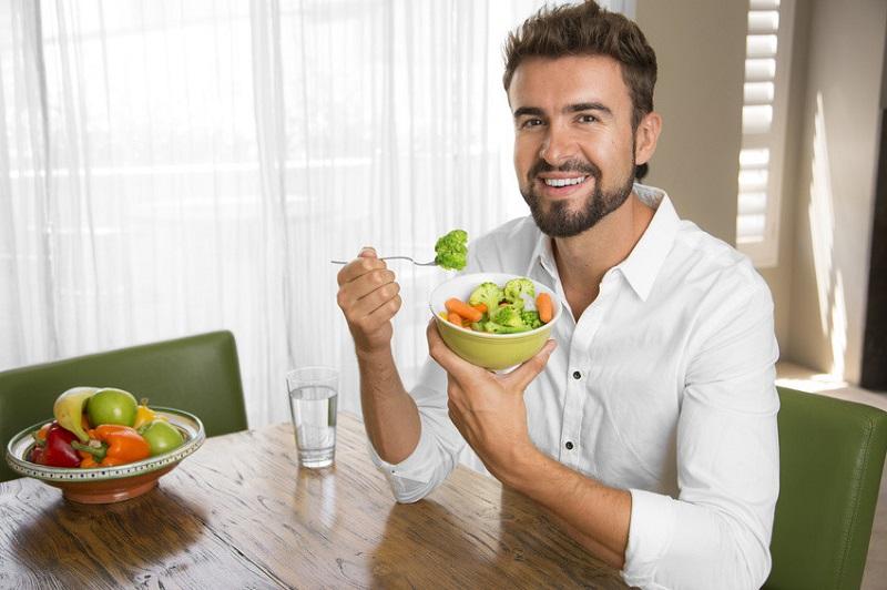 اهمیت تغذیه مناسب در روز جهانی مردان