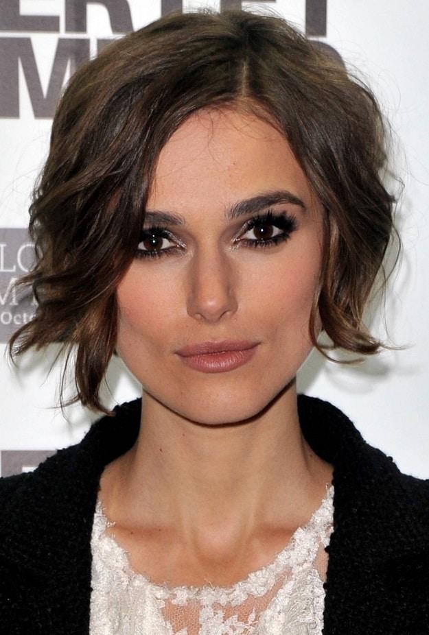 مدل موی کوتاه دخترانه برای صورت مربعی