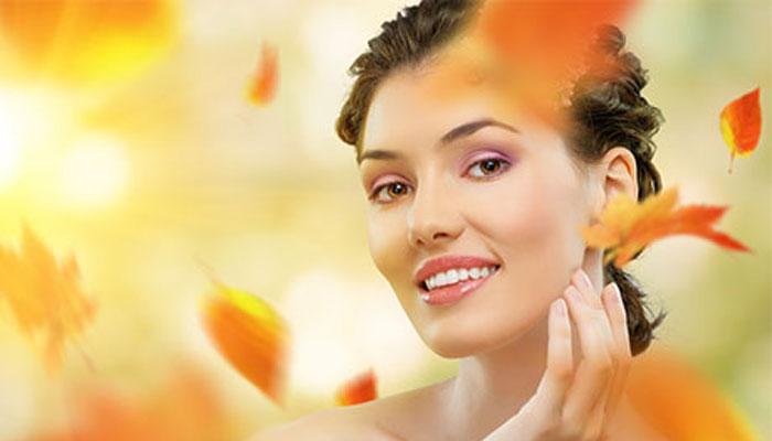 مراقبت از پوست در پاییز