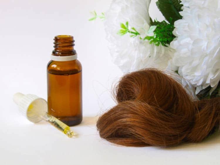روغن آرگان برای مراقبت از موهای دکلره شده