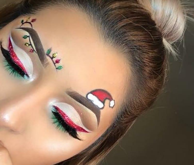 مدل آرایش کریسمس