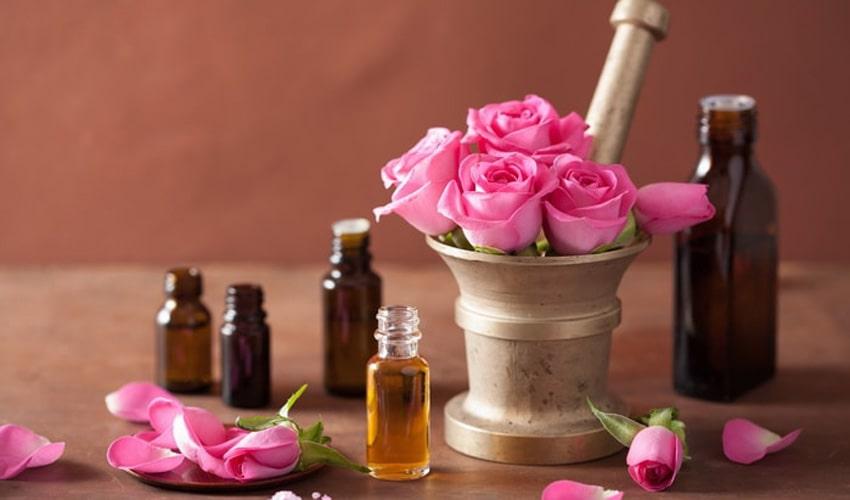 روغن گل محمدی