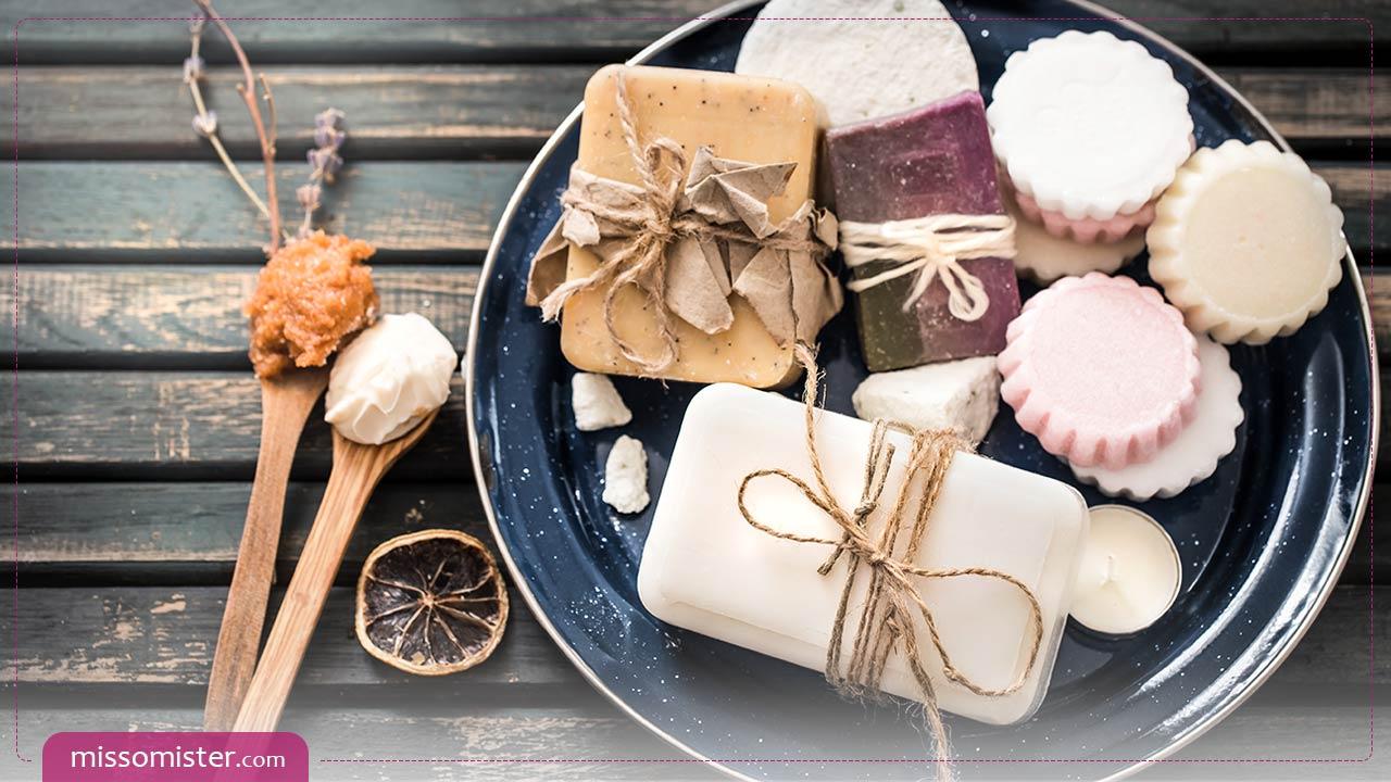 معرفی 9 روش ساخت صابون خانگی سازگار با پوست شما در منزل