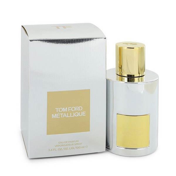 عطر گرم زنانه متالیک از برند تام فورد