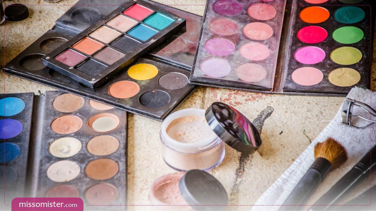 مهمترین نشانه های لوازم آرایش فاسد را بشناسیم