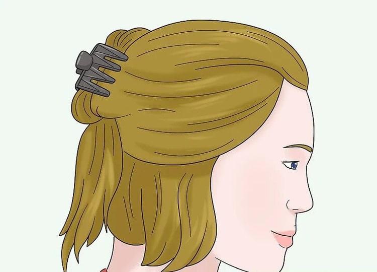 ارایش موی بلند