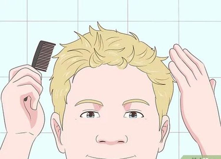 آرایش موی مردانه