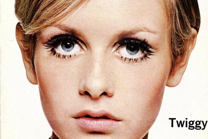 مدل آرایش چشم توییگی