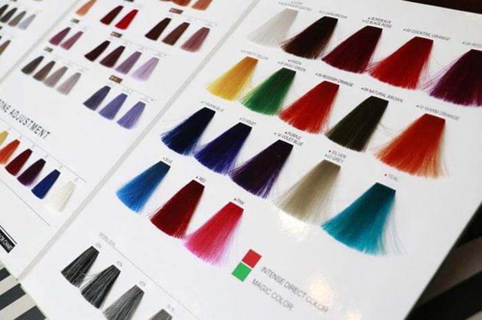 نحوه استفاده از واریاسیون بجای رنگ