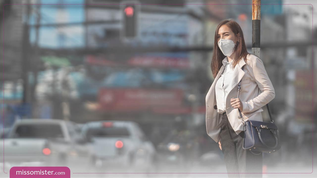 تاثیر آلودگی هوا روی ریزش موها چیست؟ + راه های درمان آن