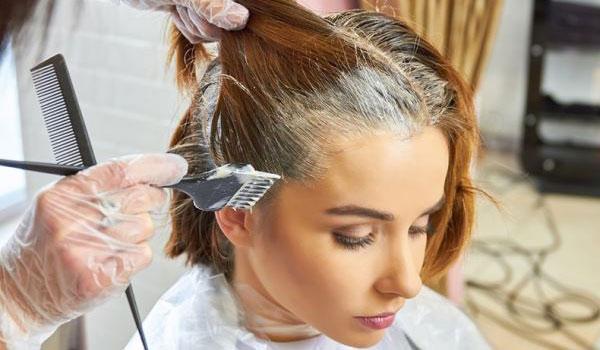 اکسیدان برای پاک کردن مو