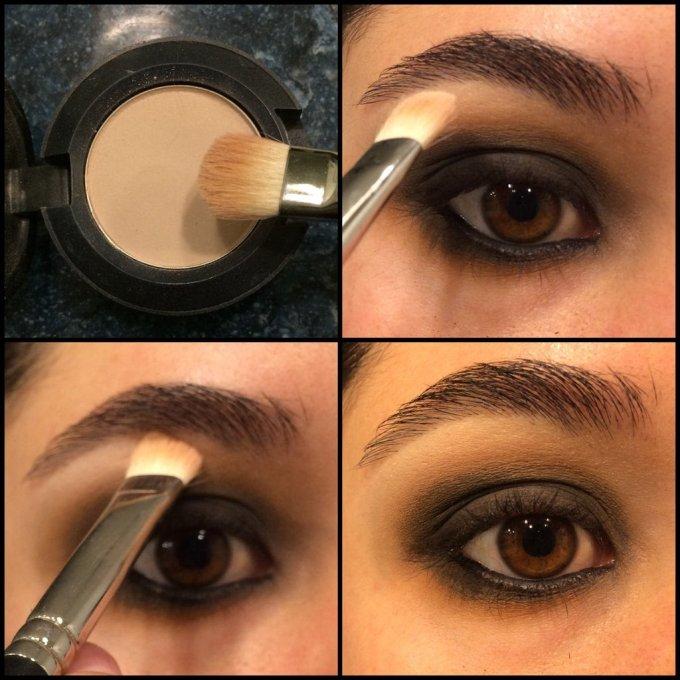 محو کردن آرایش چشم
