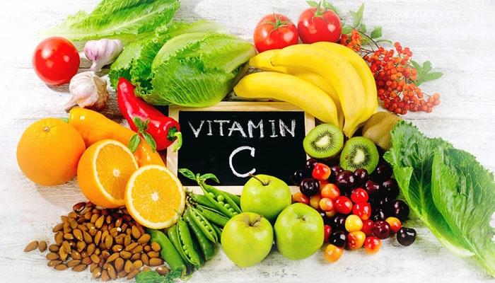 درمان ریزش مو با ویتامین C