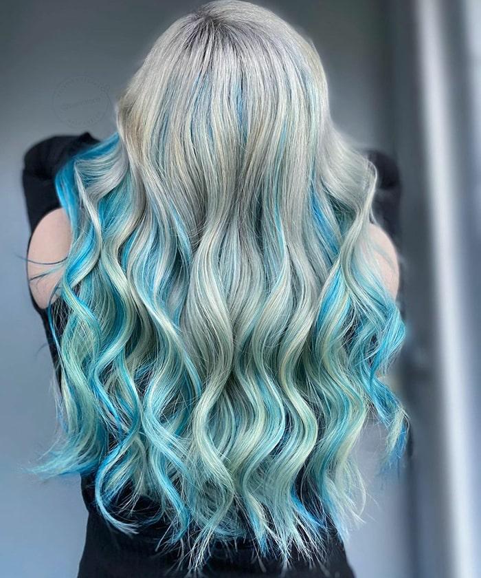 جدیدترین رنگ مو