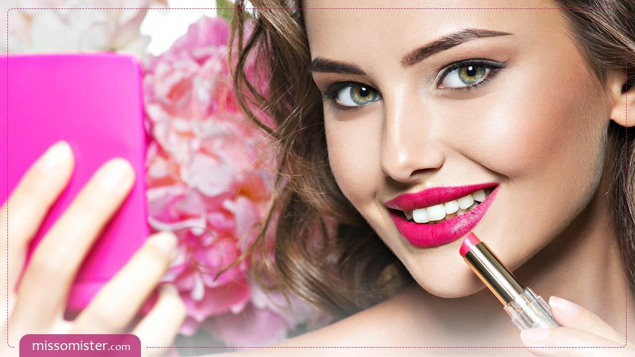 صفر تا صد آموزش آرایش صورت به سبک حرفه ای ها