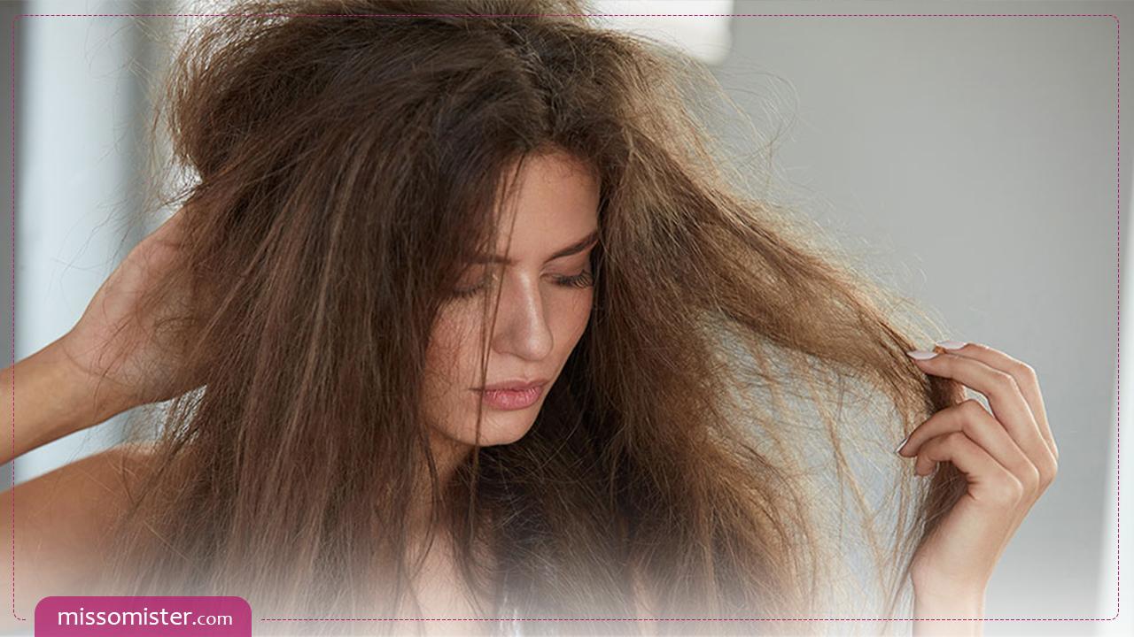 درمان گره خوردگی مو با چند راهکار ساده اما کاربردی