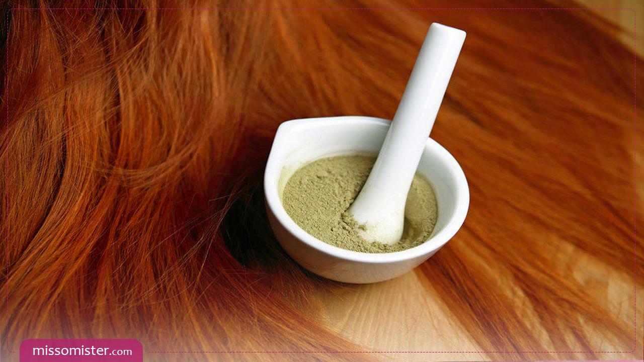 انواع روش های ساخت رنگ مو طبیعی برای موهای روشن تا تیره