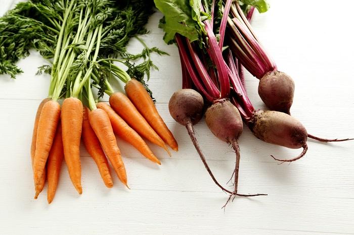 هویج و چغندر