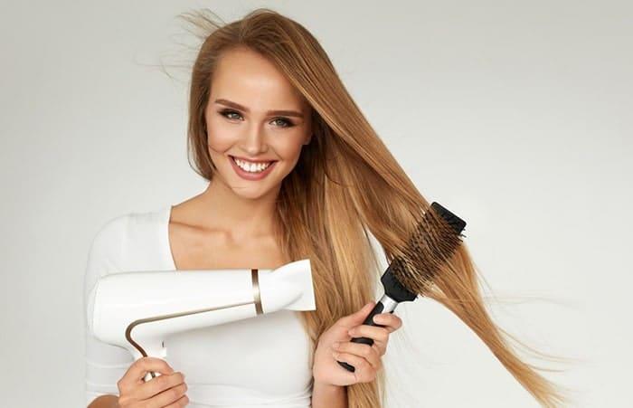 آموزش حالت دادن مو به رو