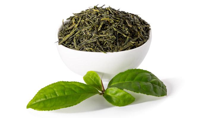 چای سبز از بین بردن جوش دوران بلوغ