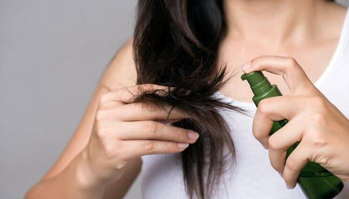 محصولات آبرسان تقویت کننده موهای آسیب دیده