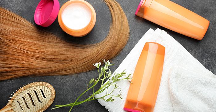 استفاده از نرم کننده تقویت موهای آسیب دیده