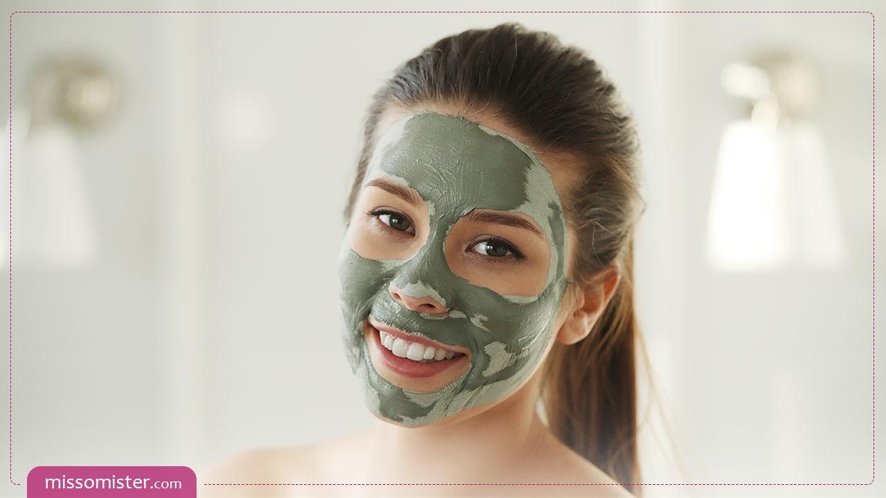 فواید خاک رس سبز برای صورت و نحوه استفاده از آن