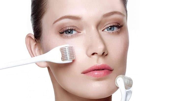 درمان نازکی پوست صورت