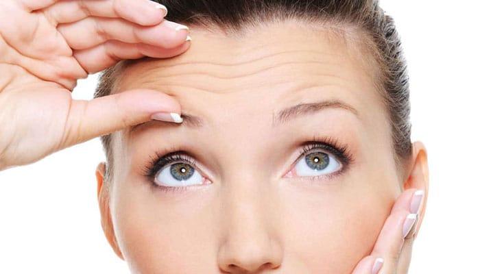 تاثیر استرس بر پوست صورت