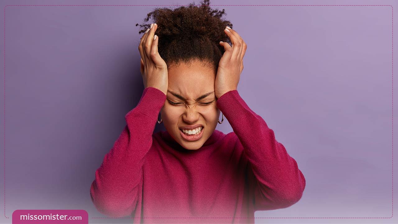 آشنایی با تاثیر استرس بر پوست و مو و روش های درمان آن