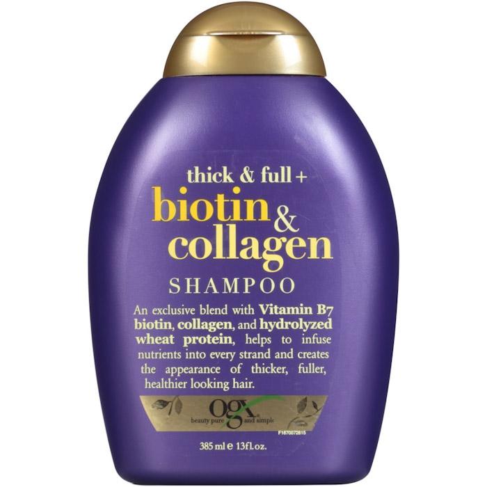 بهترین شامپو حجم دهنده مو: شامپو حجم دهنده مو او جی ایکس (ogx)
