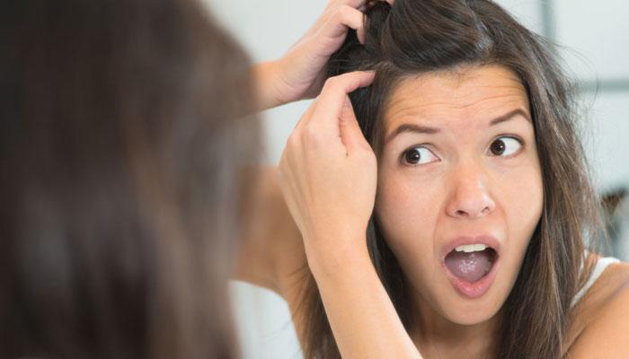 علت زود سفید شدن مو چیست