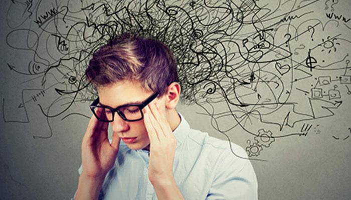 تاثیر استرس بر موها