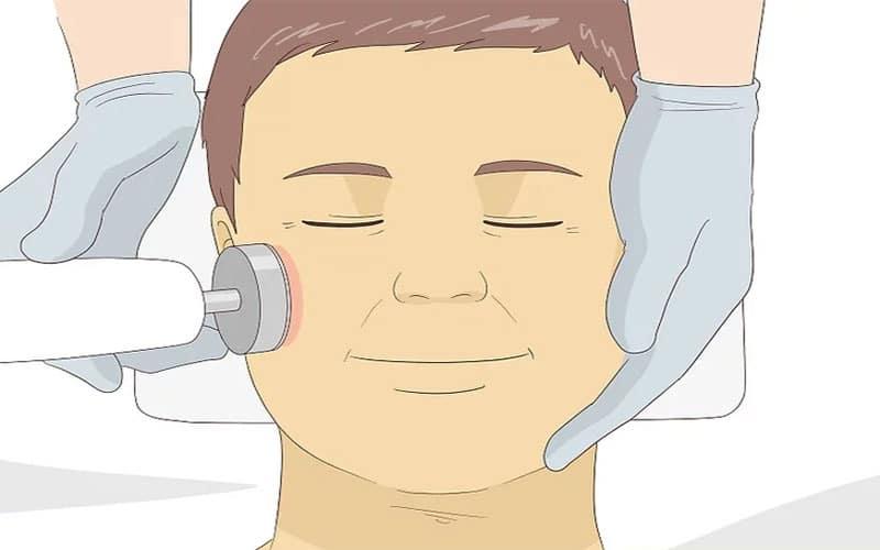 اولتراسوند بهترین روش سفت شدن پوست صورت