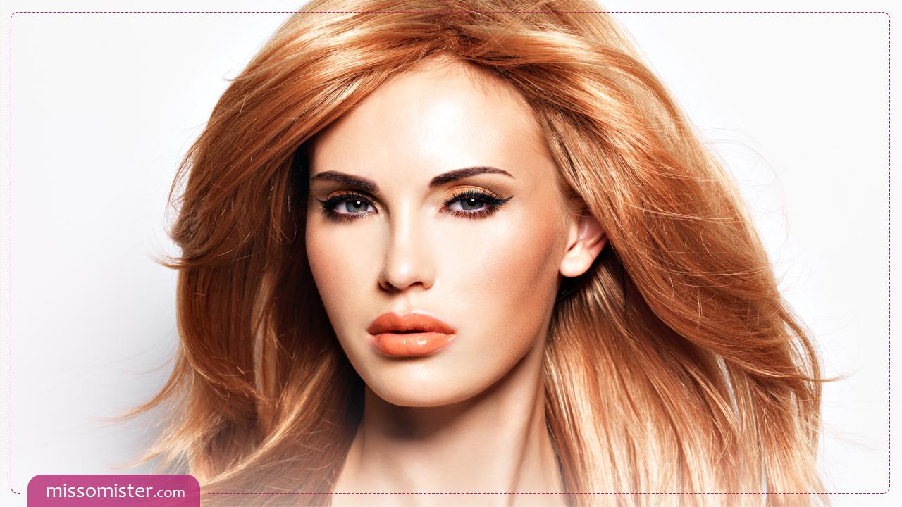 روش های ساده و کم هزینه برای براق شدن مو