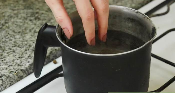 استفاده از بخار آب برای تبدیل لاک براق به مات